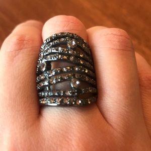 BCBG ring Size 6